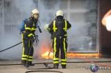 Grote brand Nederweert 011011-1