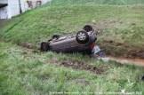 2012_04_15 Auto over de kop A2 Nederweert 144