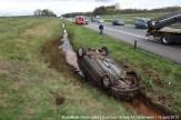 2012_04_15 Auto over de kop A2 Nederweert 146