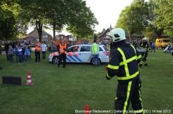 Oefening Jeug EHBO Rochusplein Nederweert 218