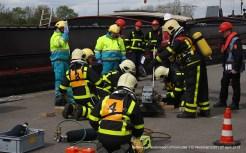 Provinciale brandweer wedstrijd Klasse 112 Echt - Brandweer Nederweert 2045