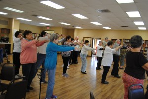 Exercise Class - Branson-Hollister Senior Center