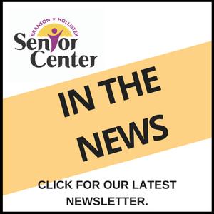 Branson-Hollister Senior Center Newsletter