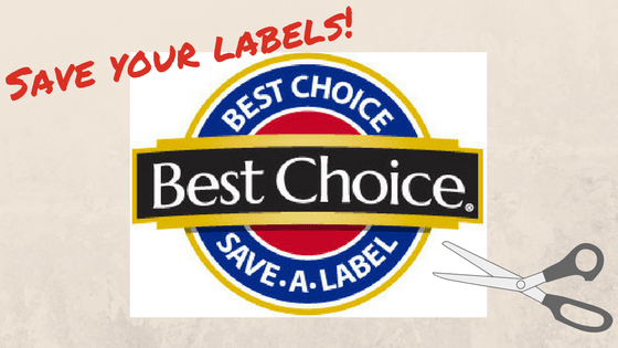 Best Choice Labels: An Easy Way You Can Help Seniors