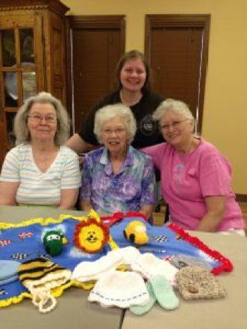 Crochet Club - Branson-Hollister Senior Center