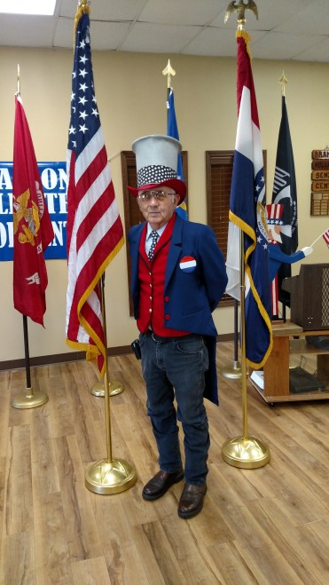 Fourth of July Party - Branson-Hollister Senior Center