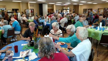 Father's Day Lunch - Branson-Hollister Senior Center