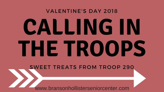 A Special Treat for Valentine's Day