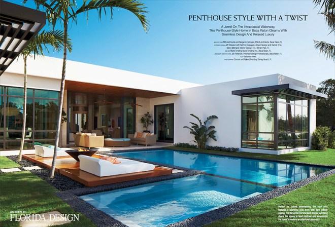 Florida Design Magazine Brantley Photography