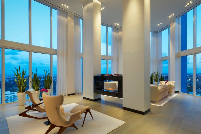 Architectural Photography Penthouse Brantley Photography