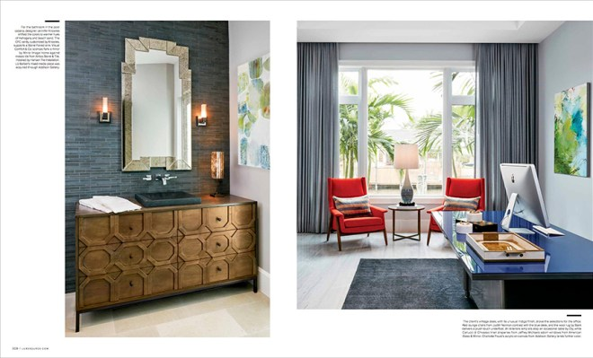 Interior Editorial Photography