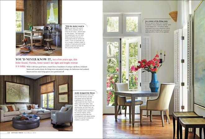 Cottage White Magazine