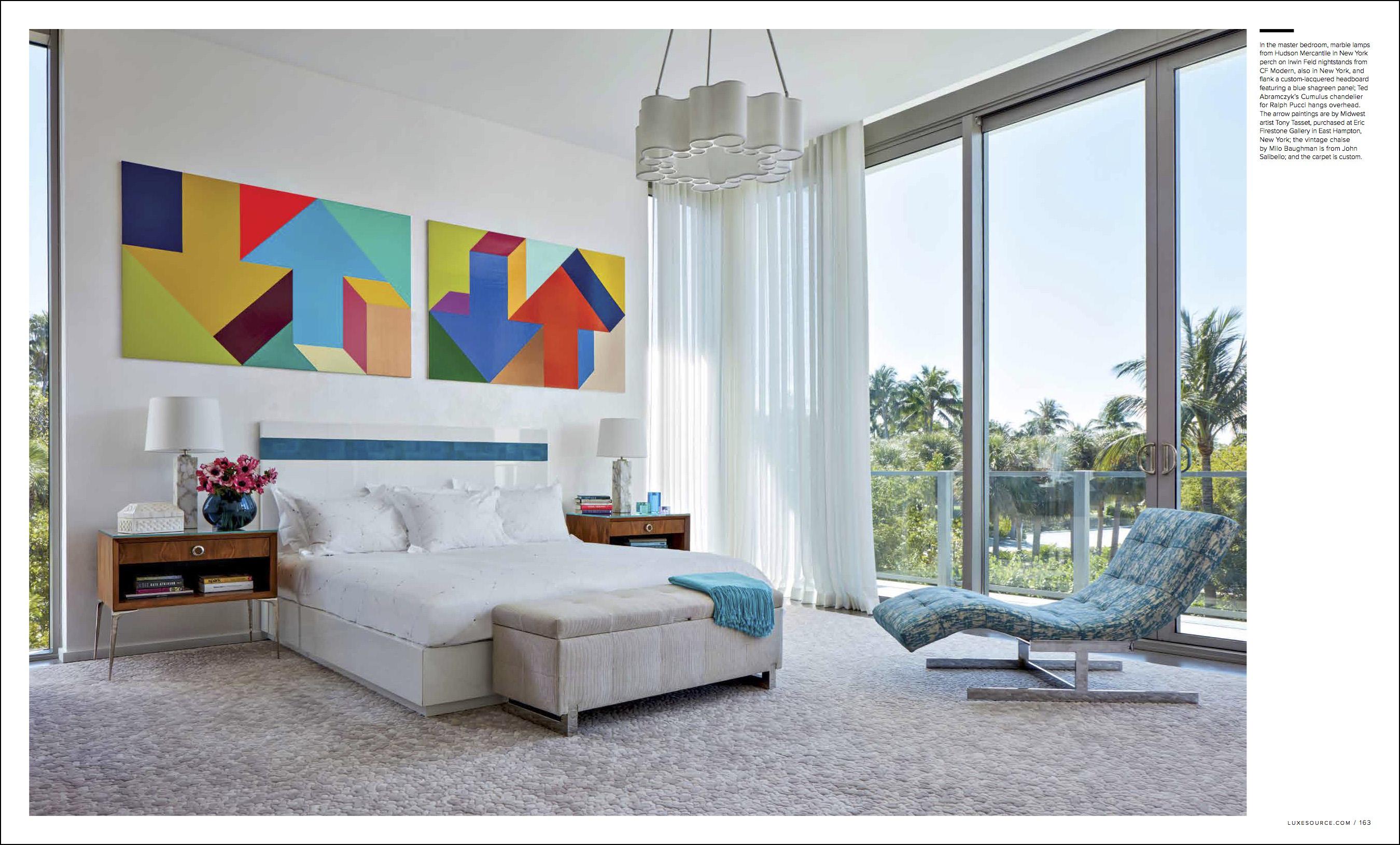 Magazine Cover Photography Miami Interior Design 14 May 2017