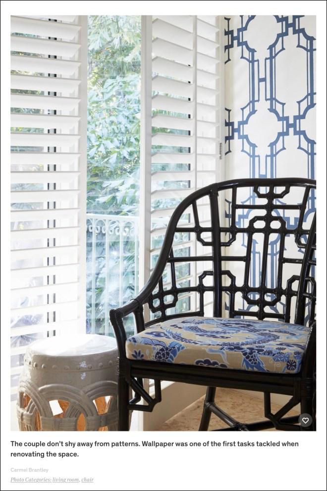 Palm Beach Interior Design Photography
