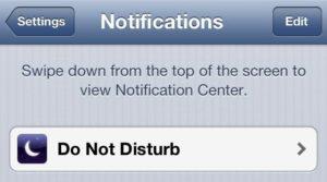 non-disturbare-iphone