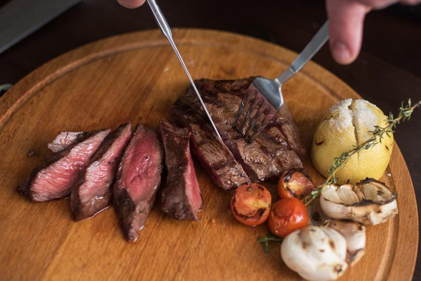 12 cortes de carne argentina y su equivalente en España