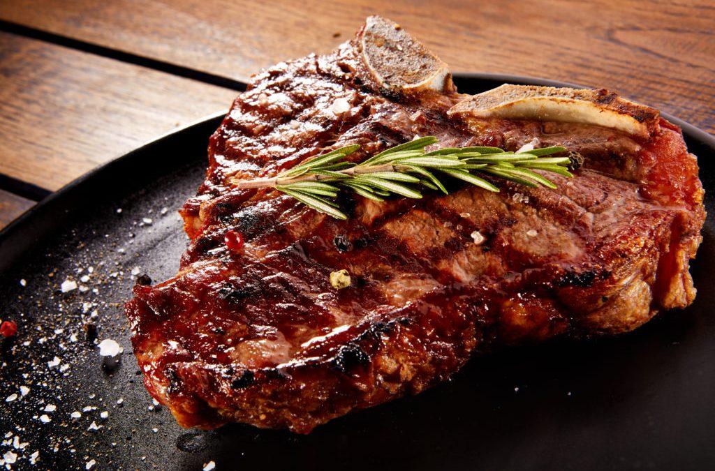 ¿Qué es el corte de carne T-bone?