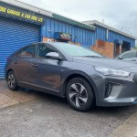 2018 Hyundai Ioniq Hybrid Brasenose Garage Car Hire Ltd