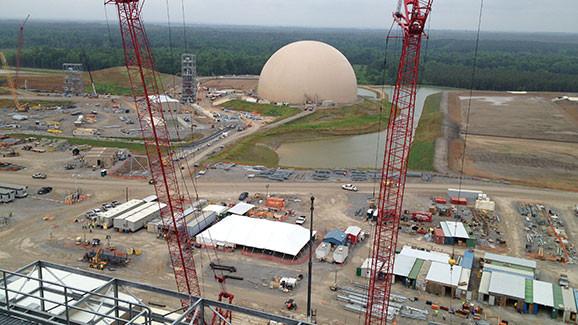 Kemper County IGCC Power Plant Concrete Foundation and ...