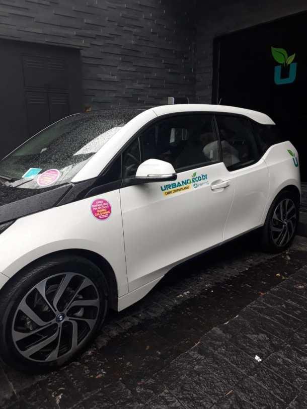 Carro elétrico da LDS Group