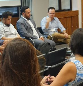 Especialistas discutem sobre o marketing do futuro no painel da Câmara Brasil- Alemanha