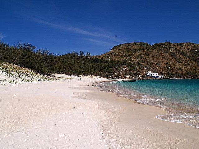 Praia do Farol. (Foto: Sergio Fonseca)