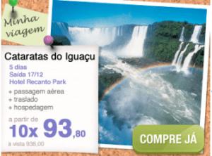 Visita às Cataratas do Iguaçu com a CVC
