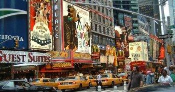 Roteiros turísticos para Nova York e Miami