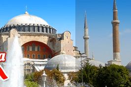 Roteiro de viagem para a Turquia e Egito