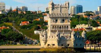 Visita a Lisboa, a capital de Portugal