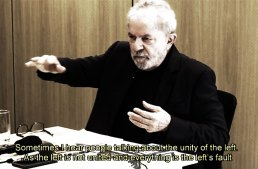 Lula Interview: PT's mistakes and US role in the Coup