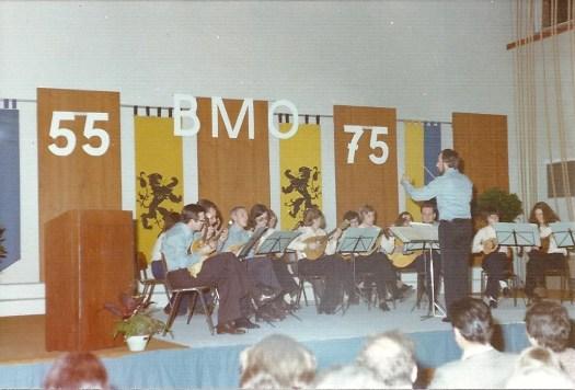 Jubileum 1975 (20 jaar BMO)