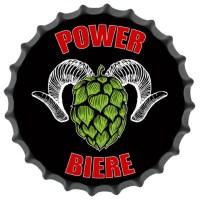 Logo Power Bière