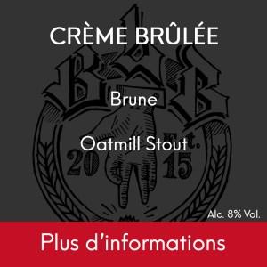 Crème Brûlée Stout