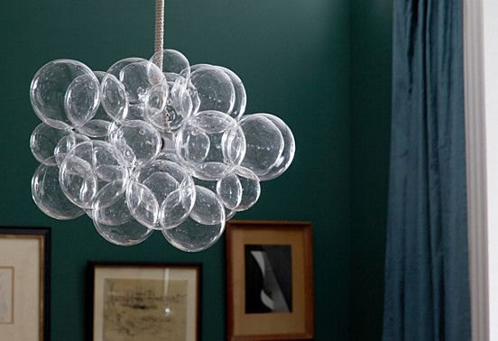 Friday Favorite: the Bubble Glass Chandelier