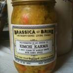 Organic Kimchi Karma