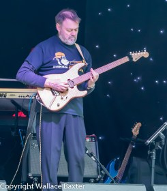 Brass Monkees Nantwich Jazz Festival 2018 Guitar