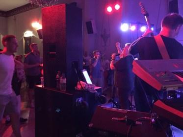 Brass Monkees Nantwich Jazz Festival 2019 5