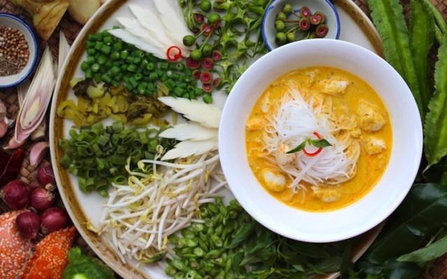 Personalise your own Thai Cooking Class