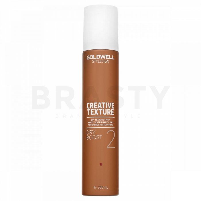 Goldwell StyleSign Creative Texture Dry Boost spray cu textură pentru intărirea firului de păr 200 ml