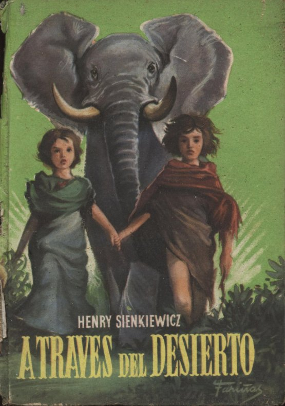 A través del desierto - Henry Sienkiewicz a bratac.cat