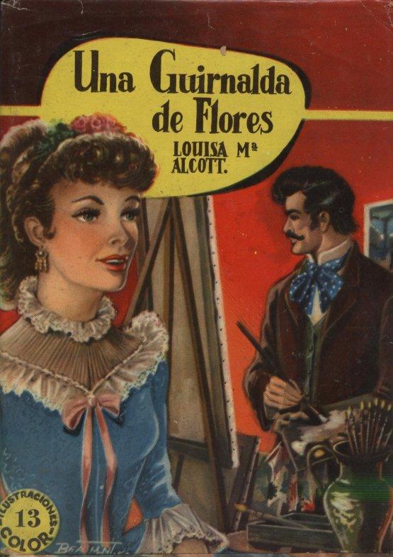 Venta online de libros vintage como Una guirlanda de flores - Louisa M Alcott en bratac.cat