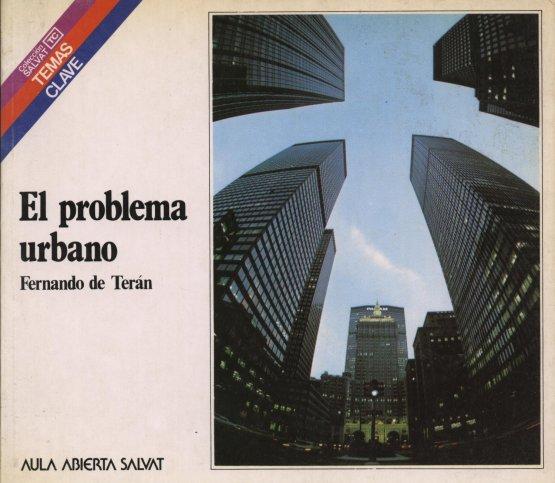 Venda online de llibres d'ocasió com El problema urbano - Fernando de Terán a bratac.cat