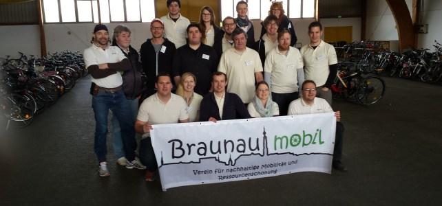 Team Fahrradbasar 2015 (Braunau mobil und Helfer)