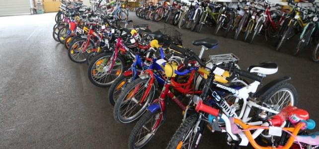 Fahrradbasar 2018 – Samstag, 24. März