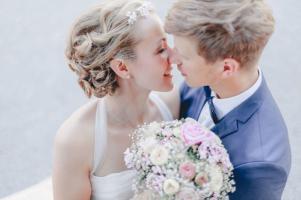 Vergnuegte Hochzeit in Duisburg_IN LOVE Fotografie_ - 14