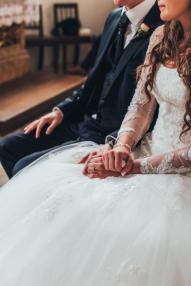 Romantische Hochzeit auf Schloss Baldern_Farbklang Fotografie - 26
