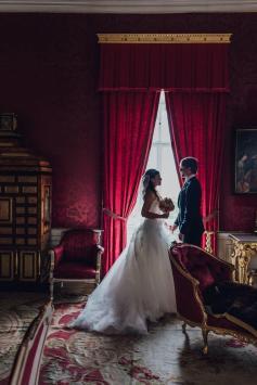 Romantische Hochzeit auf Schloss Baldern_Farbklang Fotografie - 6