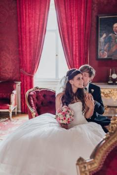 Romantische Hochzeit auf Schloss Baldern_Farbklang Fotografie - 7