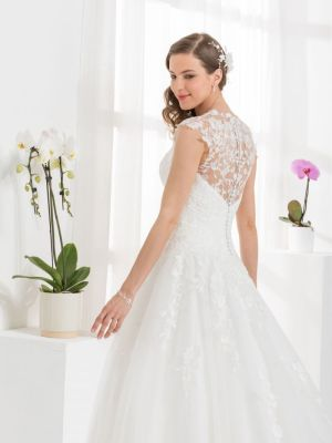 Hochzeitskleid Oleander